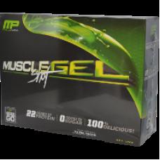 MusclePharm: MuscleGel Shots 12 ct Key Lime