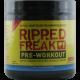 PharmaFreak: Ripped Freak Pre-Workout Blue Raspberry 45 sv