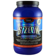 Gaspari Nutrition: SizeOn Max Performance Orange Cooler 3.49 lb