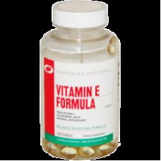 Universal: Vitamin-E Formula softgels 100 ct 400 IU