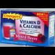 Alacer: Emergen-C Vitamin D & Calcium Mixed Berry 30 ct