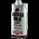 CytoSport: RTD Muscle Milk Light Chocolate 17 oz 12 ct