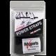 FlexSports International: Padded Lifting Straps Black 1 pr