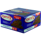 FortiFx: Triple Layer Bar Triple Chocolate Deluxe 12 ct