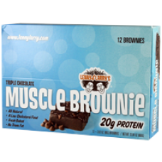 Lenny & Larry´s: Triple Chocolate Brownie 12ct