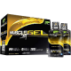 MusclePharm: MuscleGel Shots 12 ct Banana Cream