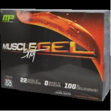 MusclePharm: MuscleGel Shots 12 ct Tropical Mango