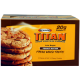 Premier: Titan Cookies Peanut Butter 12ct