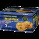 Chef Jay's: Tri-O-Plex Cookies Peanut Butter Chocolate Chip 12 c